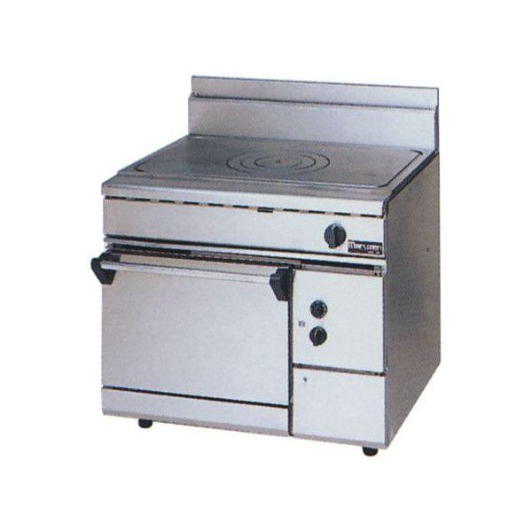 マルゼン NEWパワークックヒートトップレンジ RHT-097S LPガス(プロパン)仕様 W900・D750・H800・バック200mm