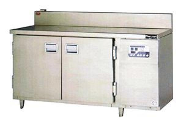 マルゼン テーブル型食器消毒装置(電気式) MSH-T156E W1500×D600×H800×B150