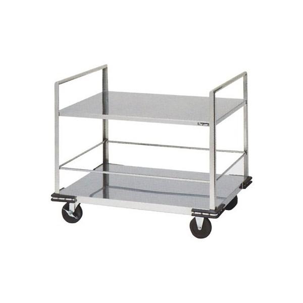 マルゼン 厨房用ワゴン(一般仕様) リフト用運搬車 MWUD-096 W960×D660×H845
