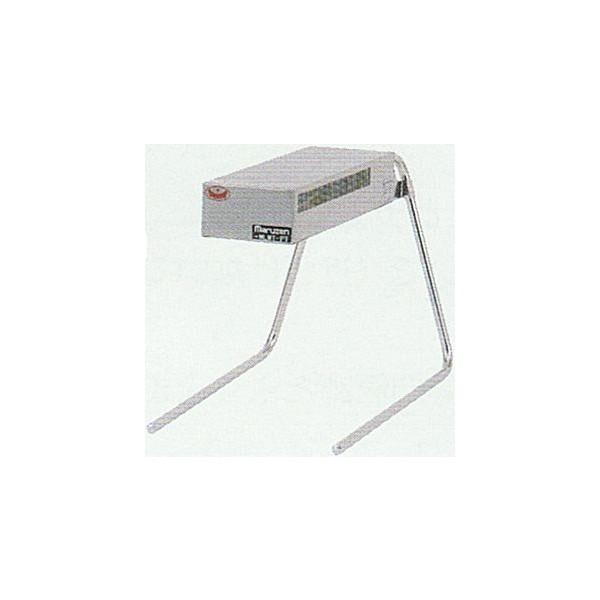 マルゼン ヒートランプウォーマー MLWT-PT 卓上タイプ パイプ脚縦置き仕様