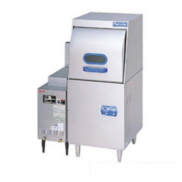 新品 送料無料 マルゼン 食器洗浄機 MDRTR6  マルゼン 食器洗浄機 MDRTR6 右開き+LPガス仕様ブースター WB-S21B リターンタイプ ブースターセット