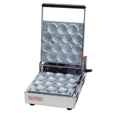 サンテック プチパンケーキベーカー PK-1 1連式 単相100V