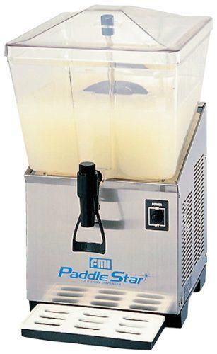 FMI (エフエムアイ) コールドドリンクディスペンサー GT-5DN (1連式) パドルスター
