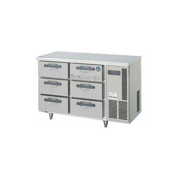 ホシザキ ドロワー冷凍庫 FT-120DDCG-R テーブル形冷凍庫