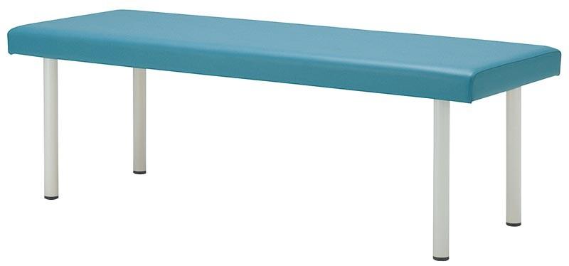 おすすめ 井上金庫 診察台 CLM-1865 W1800×D650×SH600(mm) ライトグリーン 介護・福祉施設向け, MODE ROBE 0c023685