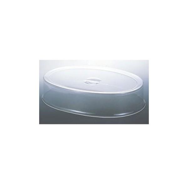 入手困難 新品 送料無料 業務用 UK アクリル製 スタッキング 935×680×H140 小判皿カバー 待望 40インチ用