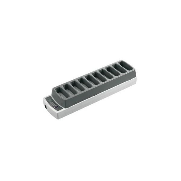 (株)エコー ファクトインコール 充電器(携帯受信表示機用) F-710 79×290×H54 10台タイプ