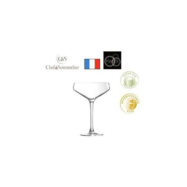 Chef & Sommelier ワイングラス カベルネシリーズ カベルネ クープ 30 D6140 (6脚セット!)