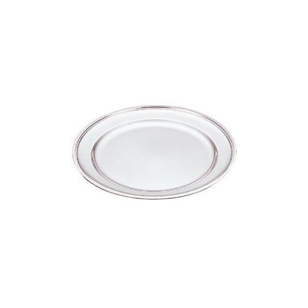 UK18-8 菊渕 丸皿 30インチ Φ760