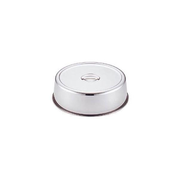 UK18-8 スタッキング丸皿カバー 20インチ用 Φ470×H110