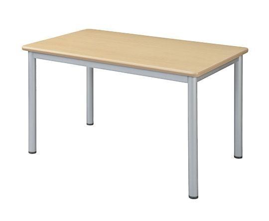 井上金庫 4本脚テーブル TL-0909 ネオホワイト W900×D900×H700(mm) 介護・福祉施設向け
