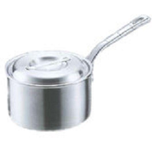 KYSアルミ片手鍋 蓋付き 24cm
