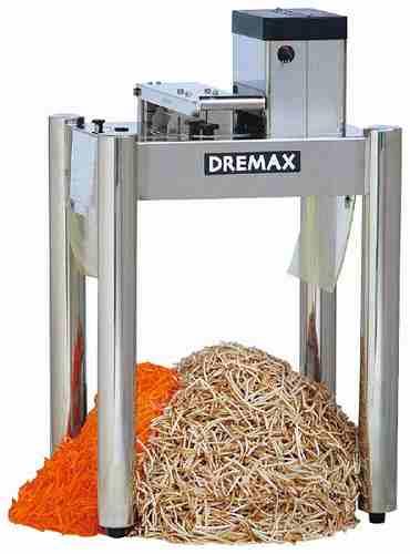 ドリマックス スーパー千切りW DX-800W