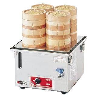 新品 送料無料 業務用 チープ エイシン 超激安特価 YM-11 スチーマー 電機蒸し器