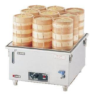 品質満点! エイシン 電機蒸し器 YM-22 スチーマー, 【一部予約!】 929d5189