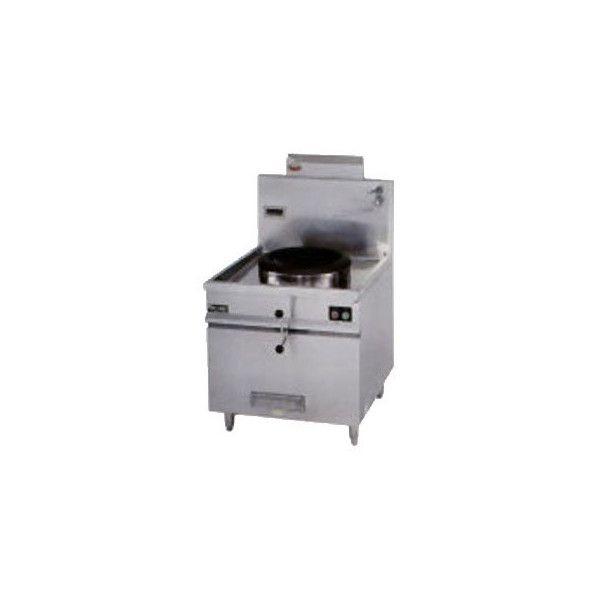 MIC-H450W IH中華レンジ 放射温度計仕様 W750×D900×H800×B400 マルゼン