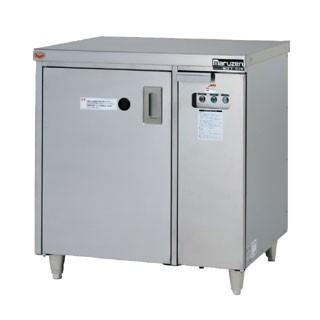 マルゼン 包丁まな板殺菌庫(電気式) MCT-076 W750×D600×H800 包丁3本/5本 まな板5枚