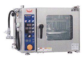 マルゼン 電気式スチームコンベクションオーブン スタンダード・シリーズ SSC-02MSCNU(芯温センサー付) スチコン 専用架台無し!