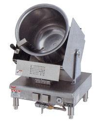 マルゼン ガス式ロータリークッカー LPガス RCG-230 間口370×奥行450(527)×高さ560(645)