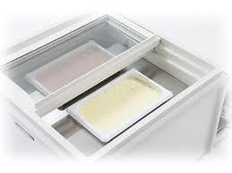 三ツ星貿易 卓上用冷凍冷蔵ショーケース MOT-36S ステンレス枠装備!