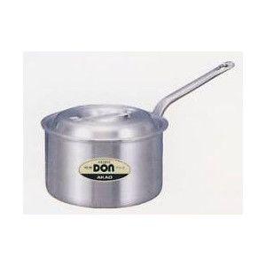 アカオ DON 片手鍋 蓋付き 15cm