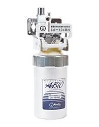 クリタック(株) ディスペンサー ウォータークーラー 給茶器 コーヒー マシン専用 アビオLAシリーズ LA-104BN 脱着式淨水器