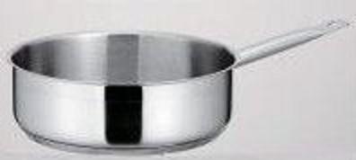 KYS NEWPRO 片手浅型鍋(蓋無)  IH対応  28cm 向い手付