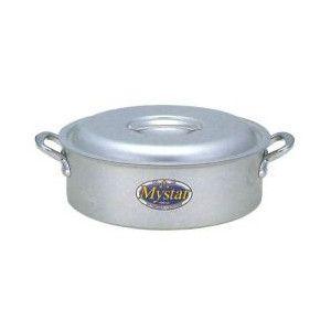 マイスターシリーズ アルミマイスター外輪鍋 蓋付き 42cm