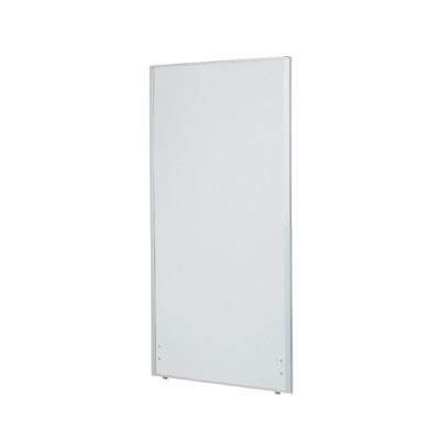 井上金庫 ローパーティション RAM-1507S ホワイト スチール仕様 1500×W700(mm)