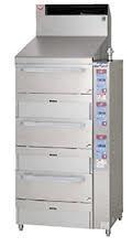 マルゼン 涼厨立体自動炊飯器 MRC-CX2D (MRC-X2C) LPガス仕様 W750×D755×H1100