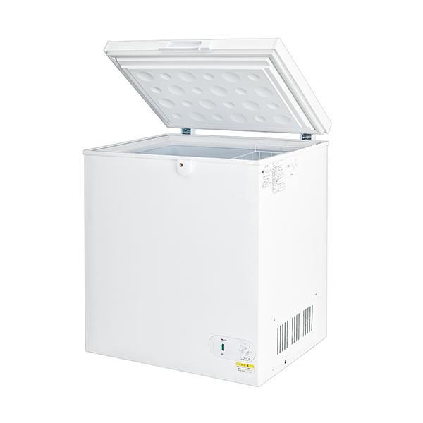JCM 冷凍ストッカー JCMC-152-OR 152L 冷凍庫 業務用