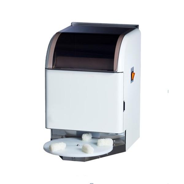 (株)MIK 卓上型にぎりロボット TSM-09mini (TSM-09W) すしメーカー 半自動 シャリ玉成形機