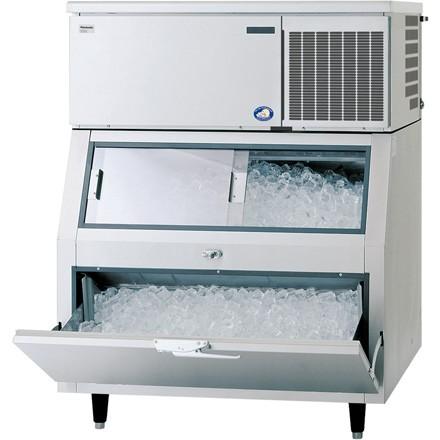 パナソニック 製氷機 SIM-S241R-FB2 キューブアイス スタックオン リモート式