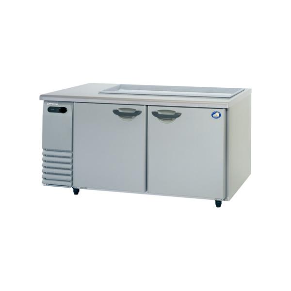 パナソニック サンドイッチユニット 冷蔵庫 SUR-GS1561SA GAシリーズ 横型 Panasonic