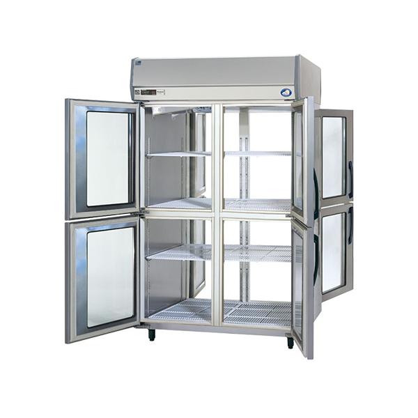 パナソニック 冷蔵庫 SRR-KP1281D パススルー 縦型 Panasonic