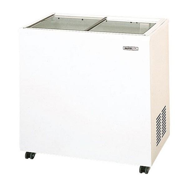 パナソニック 冷水ショーケース BC-110N スライド扉タイプ