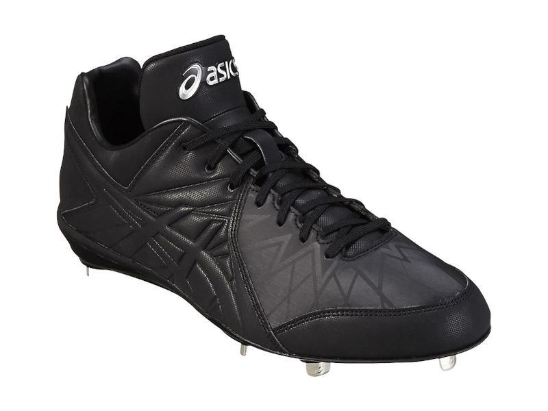 asics(アシックス) 野球スパイク I QUICK アイクイック (9090)ブラック×ブラック SFS216