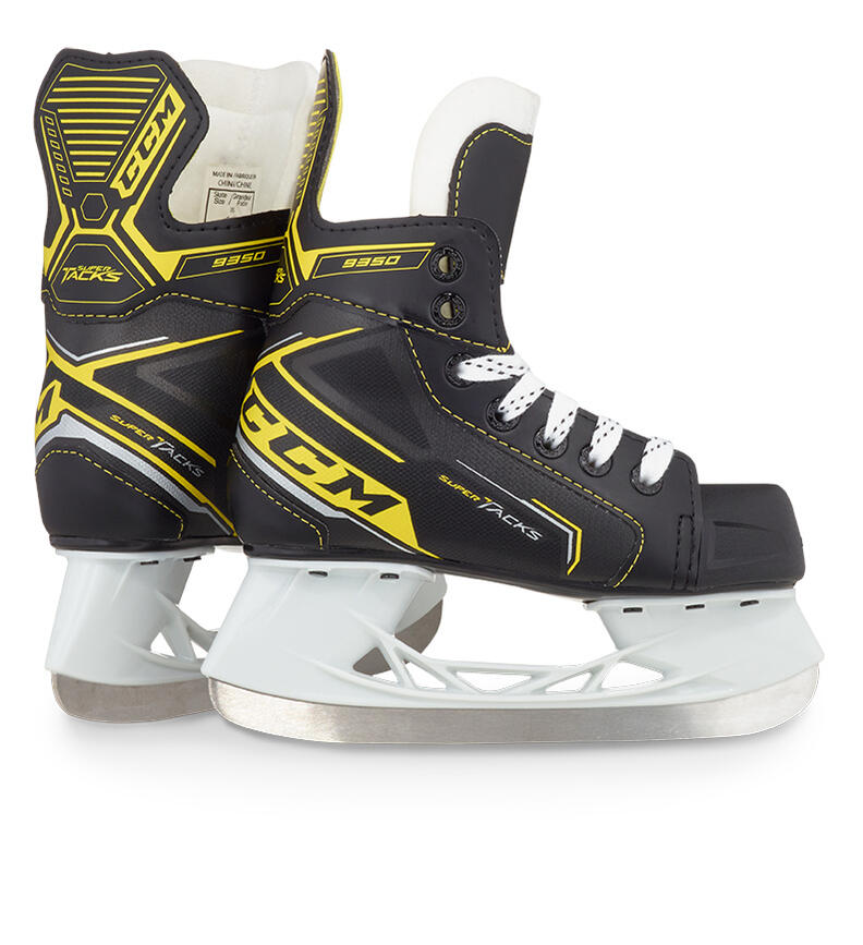 CCM(シーシーエム) SUPER TACKS 9350 YTH (スーパータックス9350 ユース) アイスホッケースケート靴