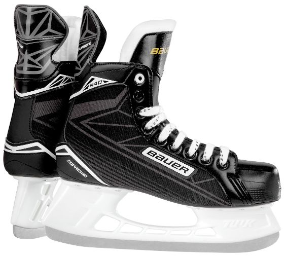 BAUER(鲍尔)SUPREME S140 YTH(S 140使用)冰球滑冰鞋(UP_SK)