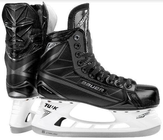 BAUER(バウアー) SUPREME S160 LE スケート(S160LE) SR(シニア) アイスホッケースケート靴 ☆研磨無料【tohoku】