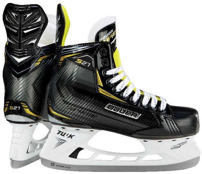 BAUER(バウアー) S18 SUPREME S27 スケート SR ( シニア) アイスホッケースケート靴 研磨無料 保証付き!