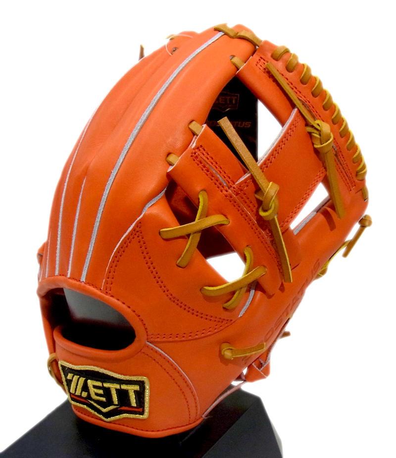 ZETT(ゼット) 一般硬式グラブ プロステイタス1702 二塁手・遊撃手用 右投げ用 (5836) BPROG76