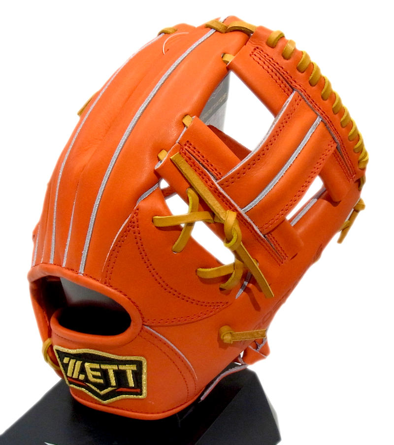 ZETT(ゼット) 一般硬式グラブ プロステイタス1702 二塁手・遊撃手用 右投げ用 (5836) BPROG64
