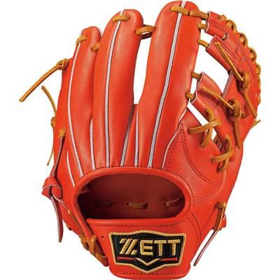 ZETT(ゼット) 一般硬式グラブ プロステイタス1702 二塁手・遊撃手用 右投げ用 (5836) BPROG54