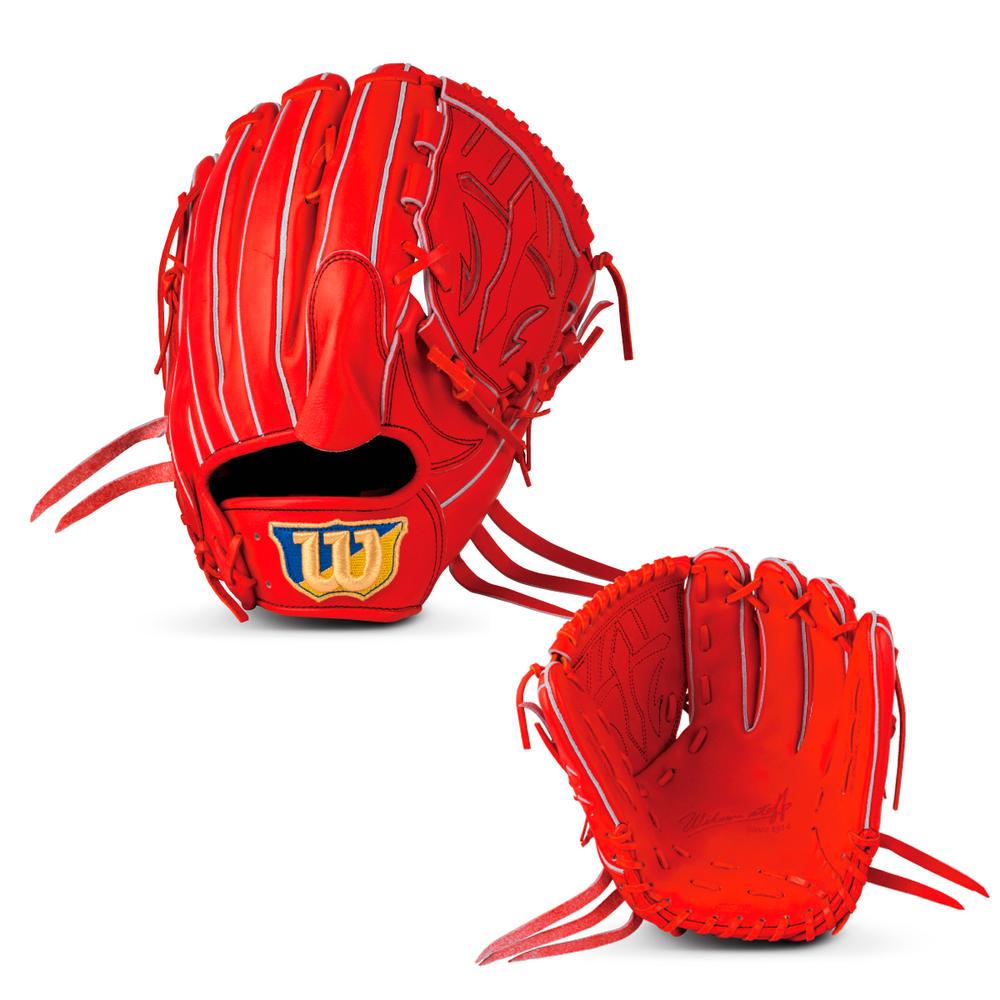 Wilson(ウイルソン) 一般硬式グラブ ウイルソンスタッフ DUAL 投手用 右投げ用 WTAHWEDPM