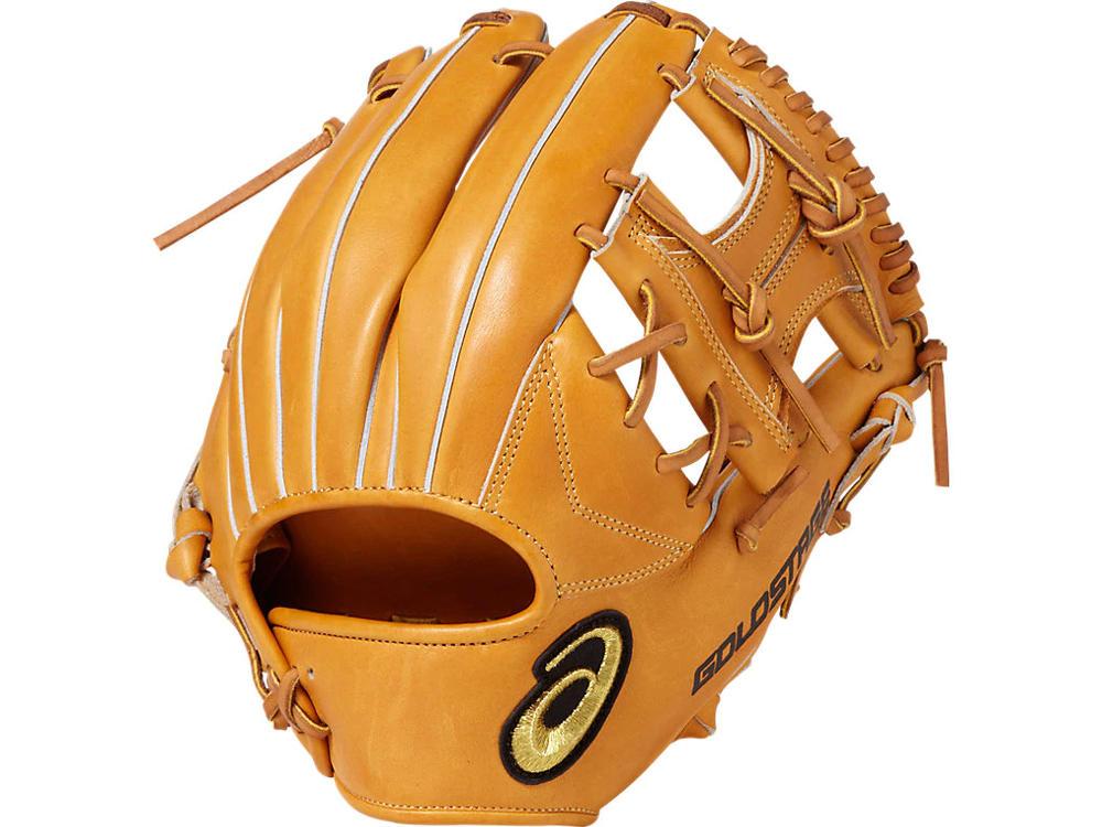 asics(アシックス) 一般硬式グラブ ゴールドステージ ロイヤルロード 内野手用 右投げ用 (200) 3121A190