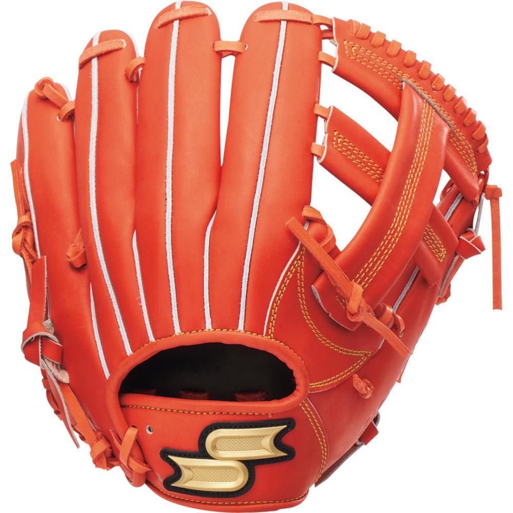 SSK(エスエスケイ) 一般硬式グラブ プロエッジ 内野手用 右投げ用 (33) PEK84419
