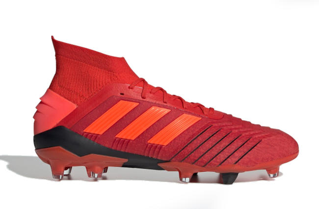 adidas(アディダス) サッカースパイク プレデター 19.1 FG/AG BC0552