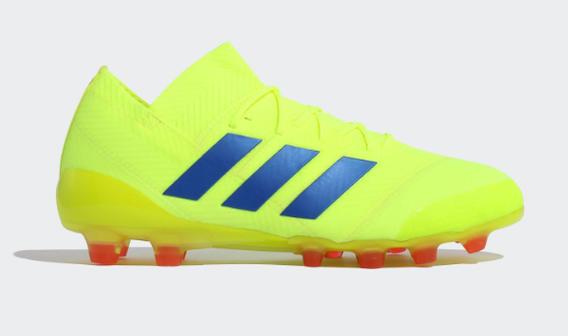 adidas(アディダス) サッカースパイク ネメシス 18.1-ジャパン HG/AG F97349
