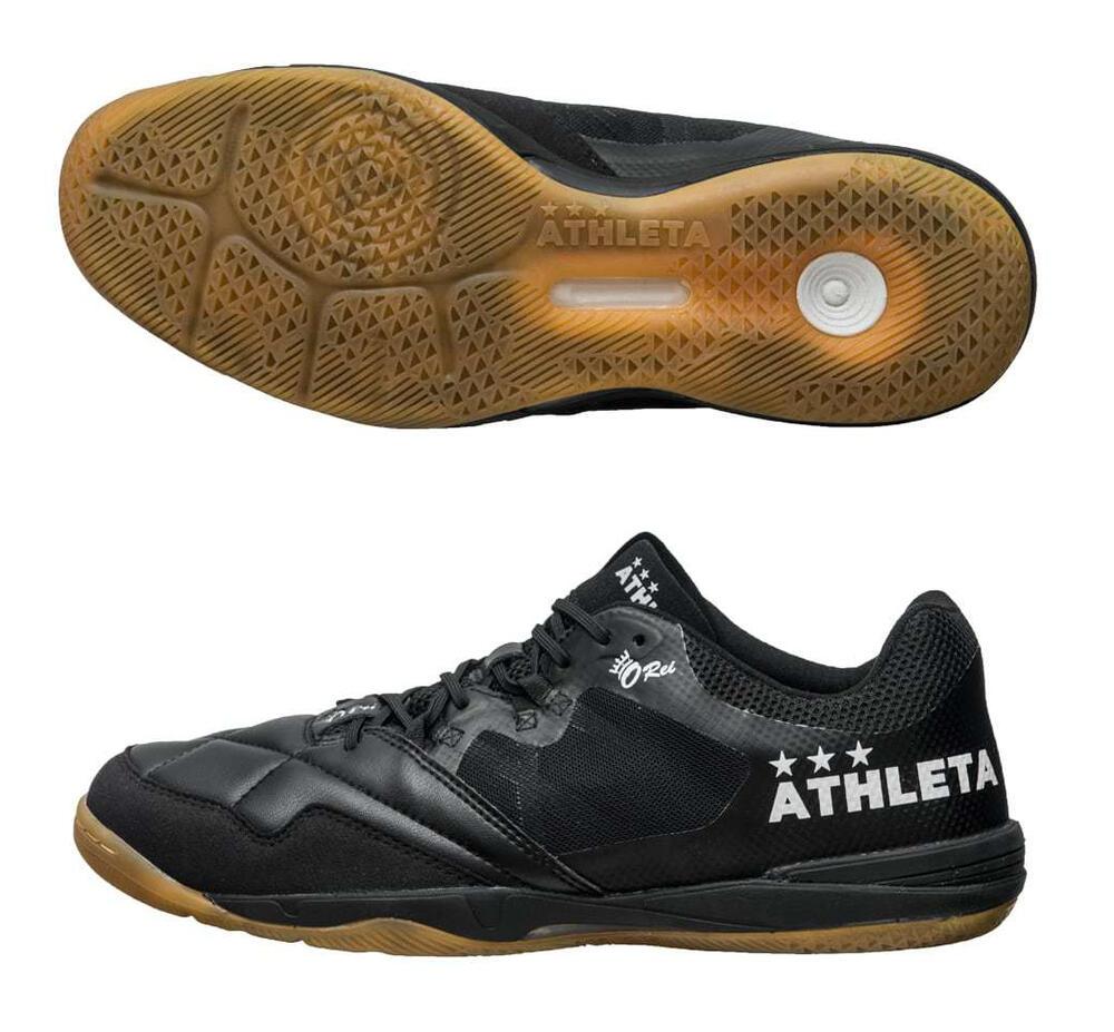 ATHLETA(アスレタ) O-Rei Futsal Arthur (70)BLK 【11008】 [フットサルシューズ/インドア]